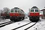 """LTS 0344 - DB Schenker """"232 128-9"""" 19.02.2011 - SulikówTorsten Frahn"""