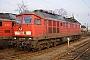 """LTS 0344 - Railion """"232 128-9"""" 18.02.2007 - Seelze, BetriebswerkThomas Wohlfarth"""
