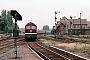 """LTS 0344 - DR """"132 128-0"""" 21.06.1987 - OscherslebenMichael Uhren"""