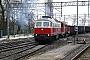 """LTS 0344 - DB Schenker """"232 128-9"""" 07.03.2010 - Szczecin GumieńceMichael Uhren"""