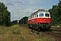 """LTS 0344 - DB Schenker """"232 128-9"""" 03.08.2014 - FalkenhagenAlex Huber"""