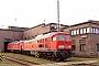 """LTS 0345 - Railion """"232 129-7"""" 18.09.2007 - Dresden-Friedrichstadt, BahnbetriebswerkIngo Wlodasch"""
