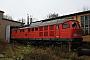 """LTS 0345 - Railion """"232 129-7"""" 23.11.2013 - Saalfeld (Saale)br232.com Archiv"""