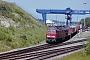 """LTS 0345 - Railion """"232 129-7"""" 15.06.2005 - Lübeck-Travemünde, SkandinavienkaiEdgar Albers"""