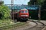 """LTS 0347 - DB Schenker """"232 131-3"""" 04.06.2013 - Bochum-Hamme, Abzweig PräsidentDaniel Hucht"""