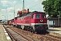"""LTS 0347 - DB AG """"232 131-3"""" 19.07.1997 - Waren (Müritz)Michael Uhren"""