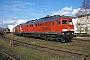 """LTS 0348 - DB Cargo """"232 132-1"""" 10.02.2001 - Cottbus, AusbesserungswerkA. Mundil (Archiv Werner Brutzer)"""