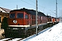 "LTS 0351 - DB AG ""232 135-4"" 14.02.1999 - Nordhausen, BahnbetriebswerkHelmut Philipp"