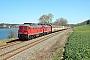 """LTS 0351 - Railion """"232 135-4"""" 14.04.2007 - PirkTorsten Barth"""