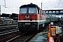 """LTS 0352 - DR """"232 134-7"""" 28.11.1992 - Erfurt, HauptbahnhofErnst Lauer"""