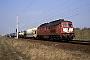"""LTS 0352 - DB Cargo """"232 134-7"""" 25.03.2003 - bei LeunaHansjörg Brutzer"""