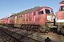 """LTS 0352 - DB Cargo """"232 134-7"""" 10.03.2014 - MagdeburgRolf Kötteritzsch"""