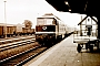 """LTS 0354 - DR """"132 139-7"""" __.__.1988 - Burg b. MagdeburgAlfred Zeberle"""