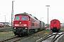 """LTS 0357 - Railion """"232 141-2"""" 20.12.2005 - AschaffenburgRalph Mildner"""