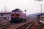 "LTS 0357 - DR ""232 141-2"" 13.01.1993 - Saalfeld, BahnbetriebswerkFrank Weimer"