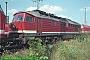 """LTS 0357 - DB AG """"232 141-2"""" 09.08.1997 - Erfurt, BetriebswerkNorbert Schmitz"""