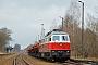 """LTS 0357 - WFL """"232 141-2"""" 15.03.2016 - NieskyTorsten Frahn"""