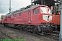 """LTS 0358 - DB AG """"232 142-0"""" 03.10.1997 - Halberstadt, BetriebswerkNorbert Schmitz"""