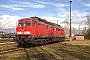 "LTS 0360 - Railion ""234 144-4"" 27.02.2007 - Seddin, BahnbetriebswerkIngo Wlodasch"