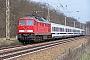"LTS 0360 - Railion ""234 144-4"" 21.04.2006 - HangelsbergHeiko Müller"