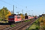 """LTS 0365 - Railion """"232 149-5"""" 19.10.2012 - Taucha (bei Leipzig)Marcus Schrödter"""