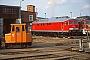 """LTS 0366 - DB Cargo """"232 156-0"""" 13.06.2001 - Cottbus, AusbesserungswerkHeinrich Hölscher"""