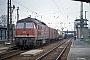 "LTS 0372 - DR ""132 155-3"" 22.03.1991 - Naumburg (Saale)Ingmar Weidig"