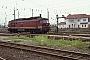 """LTS 0372 - DR """"232 155-2"""" 08.08.1993 - Leipzig, HauptbahnhofWerner Brutzer"""