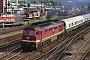 "LTS 0372 - DB AG ""232 155-2"" 06.05.1994 - Saalfeld (Saale)Dietrich Bothe"