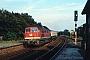"LTS 0373 - DR ""132 158-7"" 16.08.1991 - Potsdam-WildparkStefan Motz"