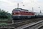 "LTS 0373 - DR ""132 158-7"" 02.06.1990 - MagdeburgNowottnick (Archiv D. Bergau)"