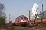 """LTS 0377 - DB Schenker """"232 902-7"""" 27.03.2012 - Bottrop-Welheimer MarkIngmar Weidig"""