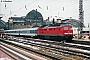"LTS 0377 - DB Regio ""234 161-8"" __.12.2000 - Dresden, HauptbahnhofH. Neubaur (Archiv Frank Weimer)"