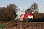 "LTS 0386 - Railion ""232 903-5"" 28.12.2007 - Ratingen-Lintorf