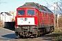 """LTS 0386 - Railion """"232 903-5"""" 05.03.2008 - CottbusJohannes Koziol"""