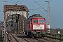 """LTS 0386 - DB Schenker """"232 903-5"""" 11.03.2012 - Duisburg-Baerl, Haus Knipp BrückeRolf Alberts"""