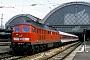 """LTS 0386 - DB Regio """"234 170-9"""" 01.05.2000 - Dresden, HauptbahnhofB. Braun (Archiv Werner Brutzer)"""