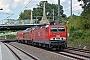 """LTS 0389 - DB Schenker """"232 173-5"""" 21.07.2015 - Leipzig, Haltestelle VölkerschlachtdenkmalOliver Wadewitz"""