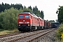 "LTS 0389 - Railion ""232 173-5"" 21.08.2008 - bei LindauRemo Hardegger"