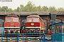 """LTS 0389 - DB AG """"232 173-5"""" 06.08.1994 - Leipzig-Wahren, BetriebswerkFrank Weimer"""