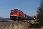 """LTS 0393 - DB Schenker """"233 176-7"""" 09.03.2015 - Brand b. MarktredwitzSandro Salerno"""