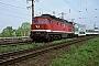 """LTS 0394 - DB Regio """"234 180-8"""" 01.05.2000 - DresdenWerner Brutzer"""