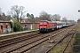 """LTS 0394 - Railion """"234 180-8"""" 08.11.2008 - StrausbergRudi Lautenbach"""
