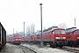 """LTS 0400 - DB Schenker """"232 182-6"""" 28.02.2011 - Saalfeld (Saale)Ralph Mildner"""
