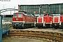 "LTS 0400 - DB Cargo ""232 182-6"" 11.03.2001 - Saalfeld (Saale), BetriebswerkFrank Weimer"