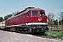 "LTS 0402 - DR ""132 184-3"" 14.05.1988 - LöcknitzMichael Uhren"