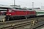 """LTS 0402 - Railion """"232 184-2"""" 22.10.2003 - Nürnberg, HauptbahnhofDietrich Bothe"""