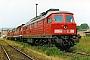 """LTS 0405 - DB Cargo """"232 190-9"""" 27.05.2001 - Saalfeld (Saale)Daniel Berg"""