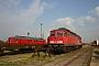 """LTS 0405 - Railion """"232 190-9"""" 21.07.2006 - Rostock-Seehafen, BetriebswerkPeter Wegner"""