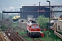 "LTS 0409 - DR ""132 194-2"" 11.05.1991 - Saalfeld (Saale), BahnbetriebswerkIngmar Weidig"